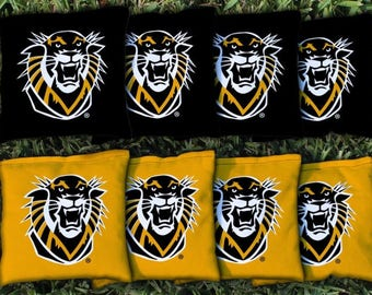 Fort Hays Tigers Cornhole Bag Set