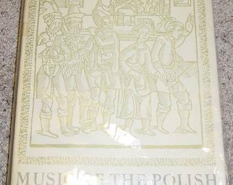 """Chominski & Lissa """"Music of The Polish Renaissance"""" Polskie Wydawnictwo Muuzyczne 1955"""