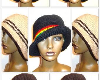 Bucket Hat Crochet Pattern