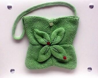 My first bag spring to walk my blankie