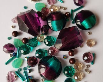 Czech Glass Bead Mix