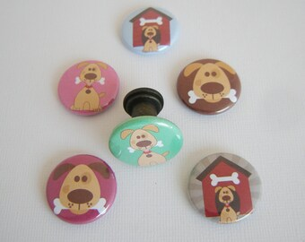 PUPPIES Drawer Pulls for Children's Furniture