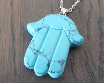 Necklace Hamsa