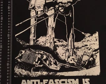 AT-AT antifascist pack patch