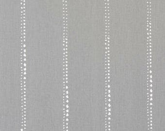 SALE! - Carlo Storm Twill Valance - Window Valance - 50 x 16 Valance - Kitchen Valance - Valance - Bedroom Valance - Window Treatment - Gray