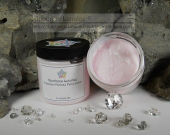 Iridescent Fantasy Fairy Lotion ***Sparkling Snowflake – Witch's Brew*** Choose Your Scent