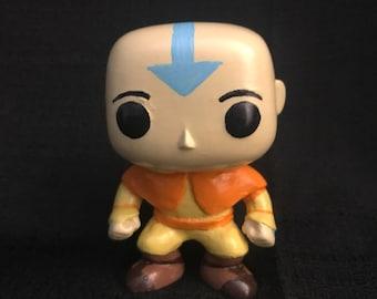 Aang Custom POP figure