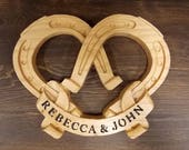 Personalized Horseshoe We...