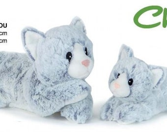 Cat little rascals of mark guy comes in two sizes 20 cm and 37 cm.