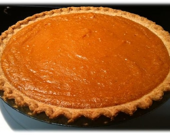 Silky Sweet Potato Pie