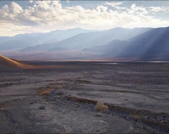 Death Valley - Color Photo Print - Fine Art Landscape Photography (SW07)