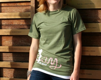Moss One Day Apparel T-shirt