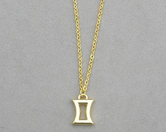 Zodiac Gemini Necklace