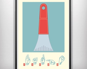 Fargo minimal minimalist movie film print poster