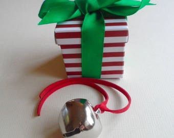 High Quality Large 40mm Metal Polar Express Bell Boxed Loud Ring!