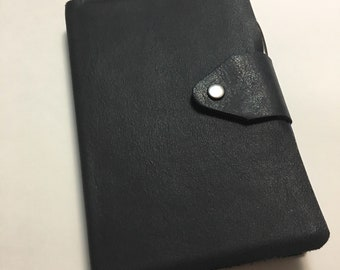 Leather bound Bilingual New Testament (Spanish /English)