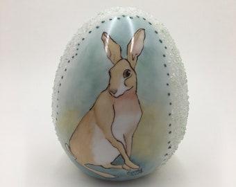 Porcelain Egg