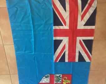 Vintage Flag of Fiji