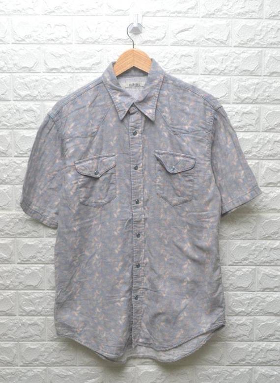pocket shirt Snap double Pearl Kapital pAZwxTOqUc