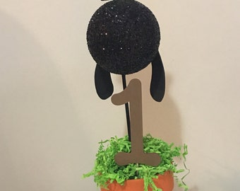 Goofy Centerpiece! Mickey Mouse Clubhouse! 1st Birthday!