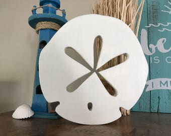 Sand Dollar - Nautical Decor, Beach Decor, Wall Decor, Ocean Decor