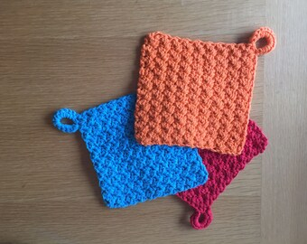 Double Thick Potholder