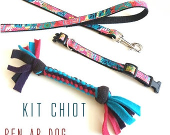 Puppy Kit / accessory puppy / puppy / gift for dog / puppy set / personalized / Puppy Box