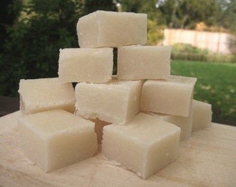 Coconut Exfoliating Sugar Scrub Cubes