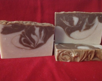 Sandalwood Vegan Cold Process Soap