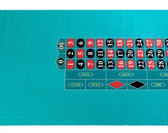 Outdoor Roulette Table Mat (New for 2018)