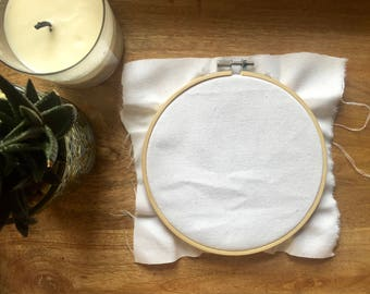 Custom Embroidery Hoop