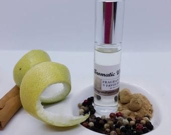 Aromatic Woods Perfume Oil