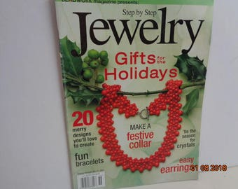 Jewelry   December 2007