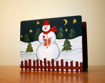 Snowman Box