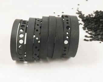 In ethnic style Cuff Bracelet.