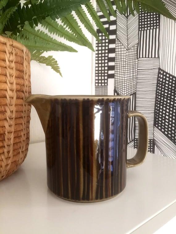 Vintage arabia /picture/kosmos/olin Grönqvist /Finland/midmod/finnish/midcentury modern/stoneware