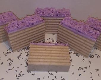 Lavender Chamomile Bar Soap