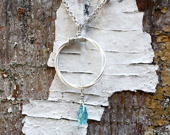 Guitar String Necklace - The Dove