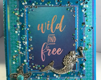 The  Feel Good Fifteens Collection of Journals . Wild and free