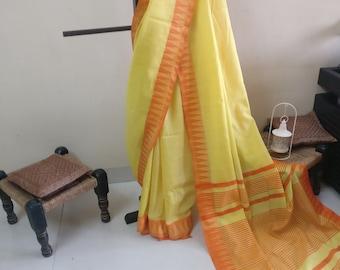 Bhagalpuri Cotton silk