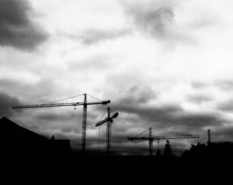 Dublin Under Abstract Construction