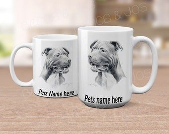 Pitbull Mug | Coffee Cup | Pitbull Rescue