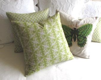 NOBU HONEYDEW decorarive pillow cover 18x18 20x20 22x22 24x24 26x26 12x20 13x26