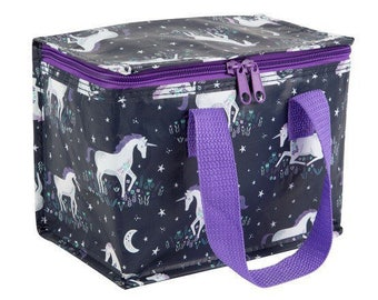 Unicorn insulated lunchbag