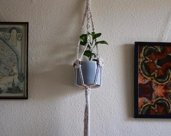 Macramé Plant Hanger / Hanging Planter / Plant Hanger / Natural Plant Hanger / Boho (2)