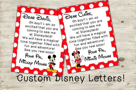 disney trip reveal letters custom names disney world. Black Bedroom Furniture Sets. Home Design Ideas