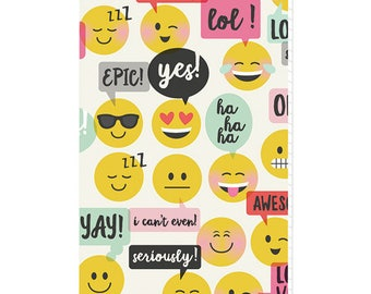 Carpe Diem Emoji Love Doc-It Journal