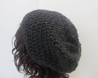 Slouchy Beanie Hat ~Ready to Ship~