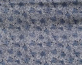 Momiji pattern Japanese fabric