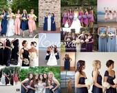 Reserved listing for Alexandria-10 Moonriver Marsala Long Dresses